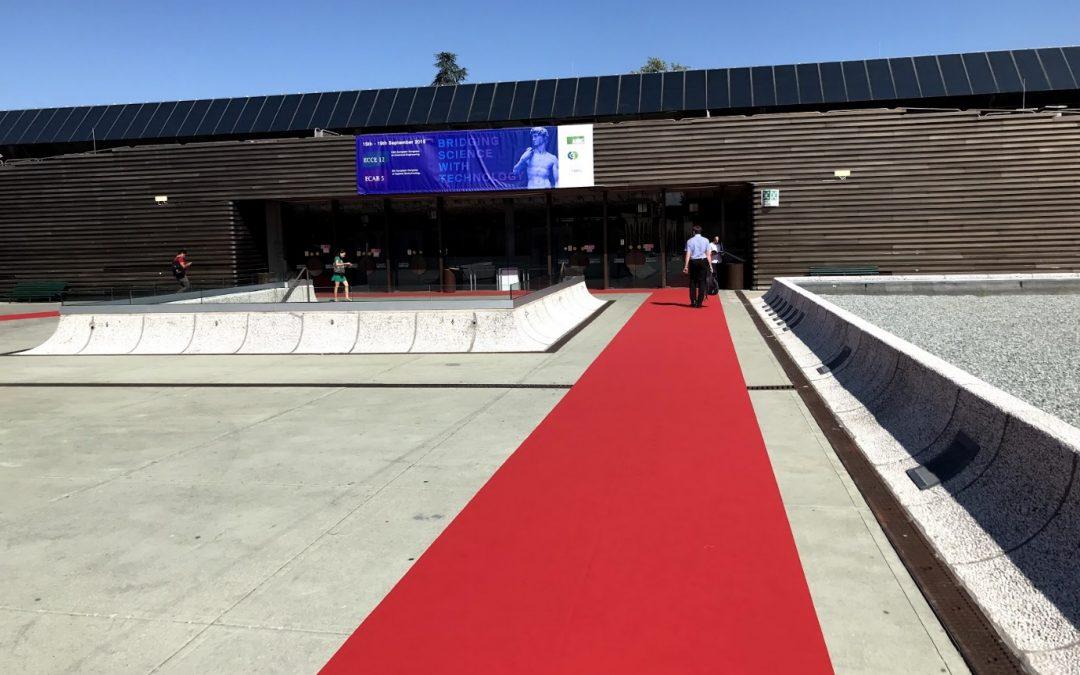 Euroopan kemiantekniikan liiton kiteytystyöryhmä kokoontui Firenzessä 17.9.2019